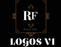 Elegant Logos & Typography