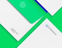 STRENCO | Brand Identity