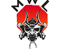 Logotipo da MWL - MMA World League