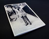 Unspoken magazine concept