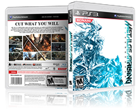 Concepts - Metal Gear Cover Redesigns