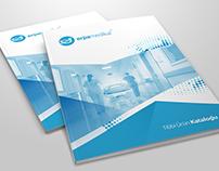 Erpa Medical - 2016 Catalog Design