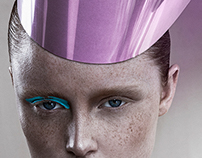 Cooler Couleur - Beauty Editorial
