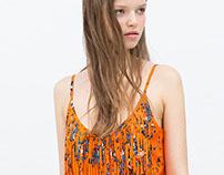Print Pattern S/S 15 Zara Trafaluc