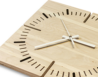 Toklok Wall Clock