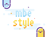 MBE Style icons