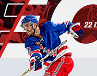New York Rangers 2017-18 Schedule Wallpapers