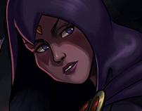 Raven - Fanart