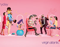 Virgin Atlantic - Depart the Everyday