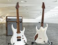 Suhr Guitar - Prototype / Beryl 01