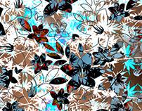 Pattern (floral I)