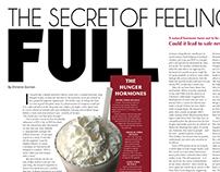 The Secret of Feeling Full