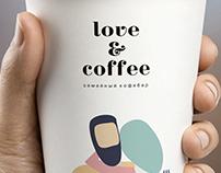 Фирменный стиль для кофейни