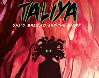 Taaliya- A 2D scifi movie