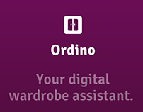 Ordino - Digital Wardobe Assistant