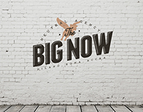 THE BIG NOW // Brand Image