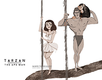 Tarzan - The Ape Man