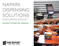 Napkin Dispensing Brochure