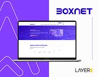 Rebranding Boxnet