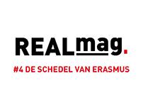 REALmag. #4 De Schedel van Erasmus