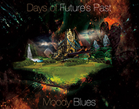 Day's of Future's CD cover Mock