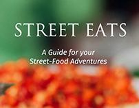 Street Eats - AdobeXD Creative Jam Project