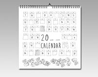 Unconventional Calendar