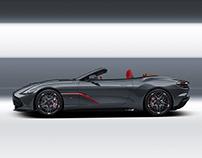 2020 Aston Martin DBS GT Zagato Volante