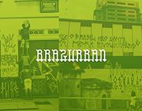 brazurban - font