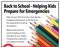 City of Brampton BEMO Back to School Campaign