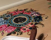 Harpshicord decoration | 2016