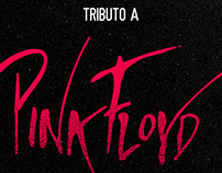 Poster Pink Floyd Tribute