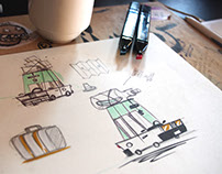 MARCOPOLOPARK | VE | character designer / animation