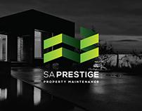 SA Prestige Home Maintenance Branding
