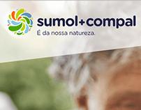 Site Institucional Sumol+Compal