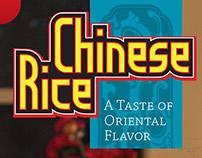 Chinese Rice Recipe Spread (2011)