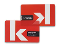 Kyvon Business Cards