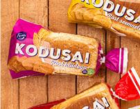 Kodusai toast branding