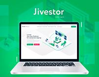 Jivestor Website