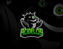Acedelics Logo Design