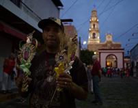 Verbena Jamaica del Pasado y Domingo de Ramos. Ajijic