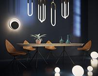 Bon Appétit in sensual minimalism!