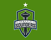 Seattle Sounders FC Brand Refresh Proposal
