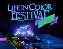 Life in Color Miami Site Map