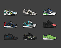 An Illustrated History | PUMA Disc | Highsnobiety