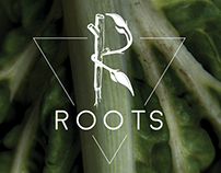 Roots Nursery- Logo Design