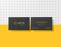 ACTO, Arquitectura.