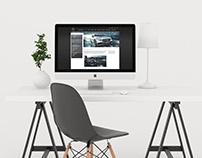 Mercedes Benz Webdesign & Development
