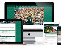 Northwest - Responsive Homecoming Site
