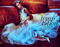 Temptation / Elegant Magazine